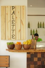 Enjoy healthy food at the Palette Restaurant of the Green Canyon
