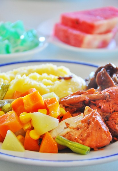 Lunch at Corregidor Inn