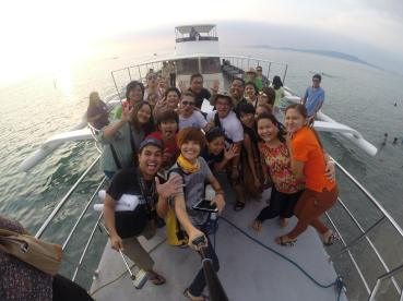 PHILTOA Mindoro FamTour Participants