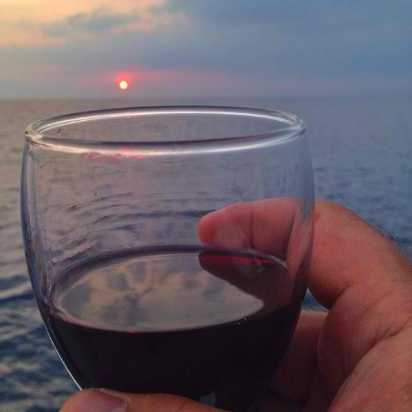 Red Wine till Sundown