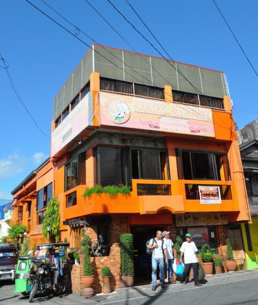 Rodillas Restaurant - Makers of the famous Yema Cake