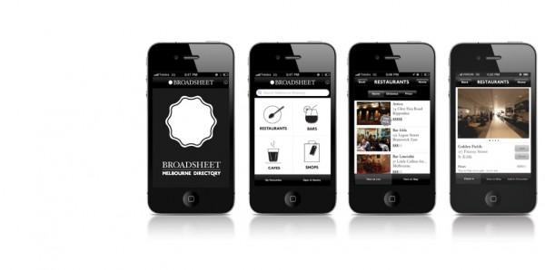 Broadsheet App