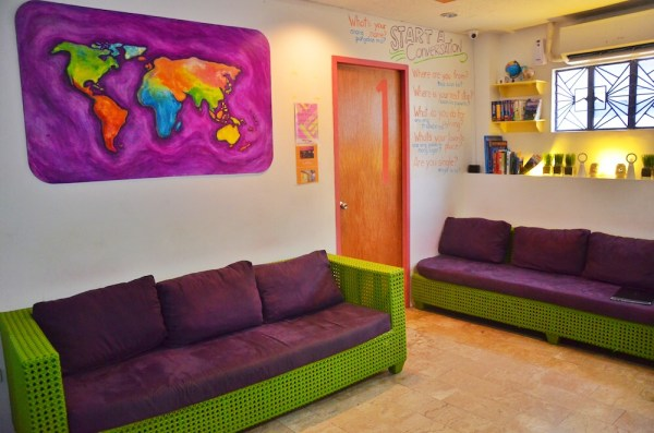 Hostels Communal Living Room