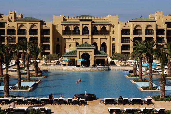 Grand Opening - Kerzner Mazagan Beach Resort