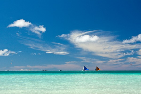 Relax in Boracay