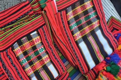 Sagada woven cloth