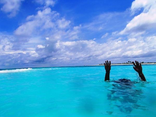 Seco Island Beach Lagoon