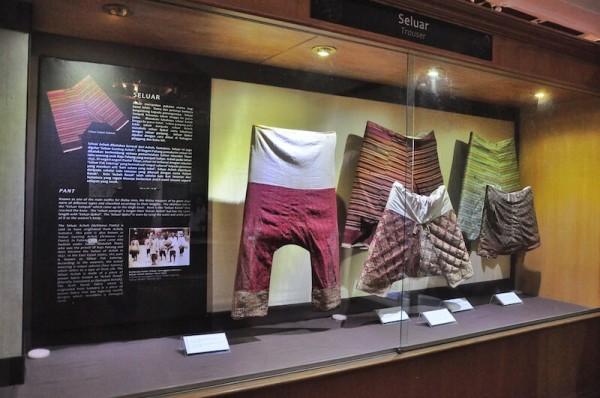 Seluar - Traditional Mens Pants in Terengganu