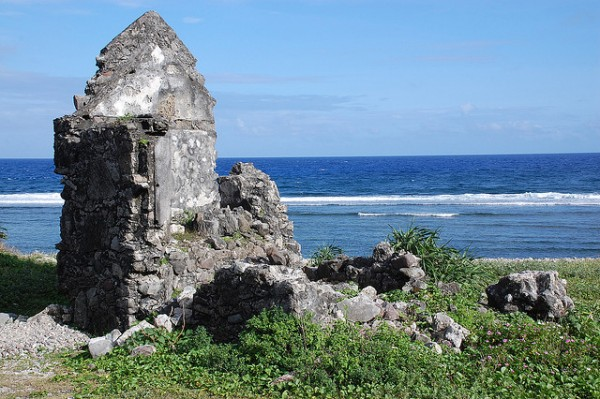 Song Song Ruins in Batanes