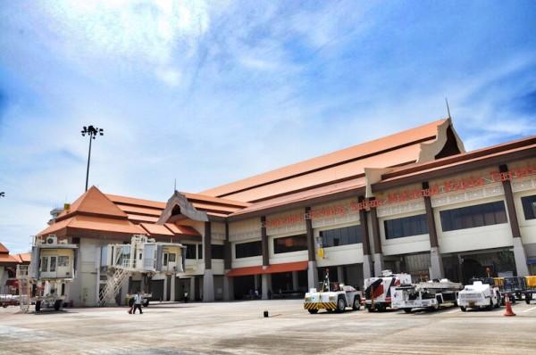 Sultan Mahmud Airport in Terengganu