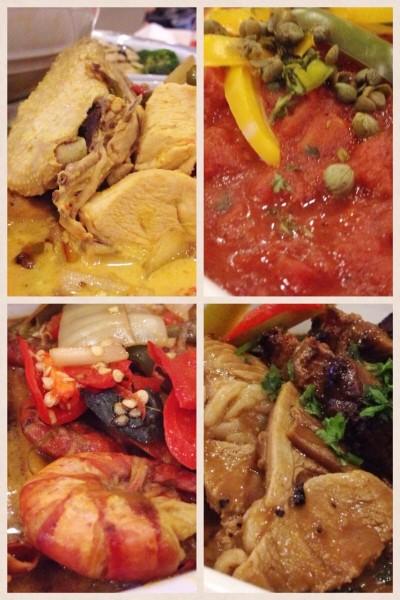 Sumptuous Malaysian Food