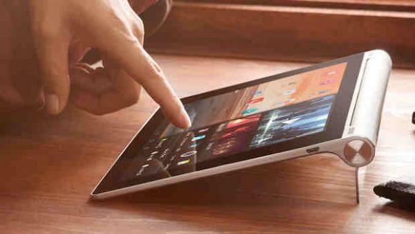 Use Lenovo Yoga Tablet while having Yoga Sessions?