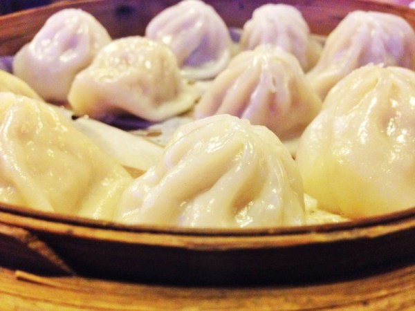 Xiao Long Bao at Cafe Mezzanine