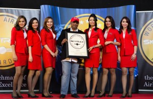 AirAsia is World's Best Low Cost Airline for 6 years straight!