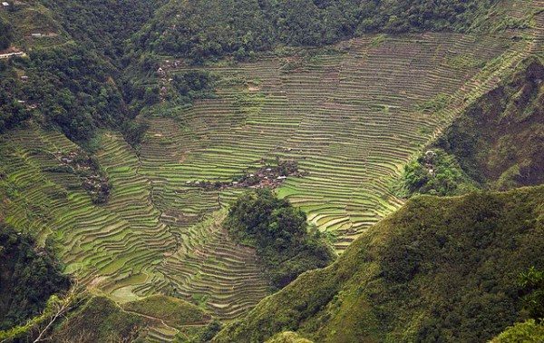 Batad Rice Terraces by Lon&Queta