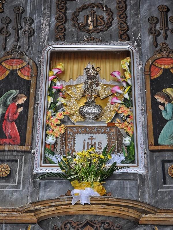 Image of the Nuestra Señor Sto. Niño de Romblon