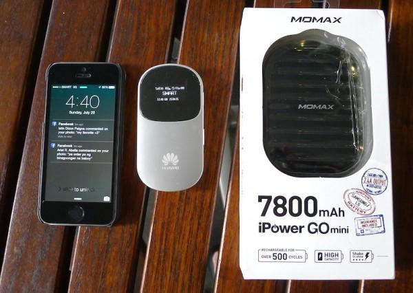 Momax 7800 mAh Power Bank