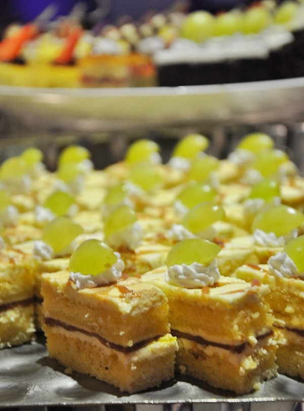 Pastry Section