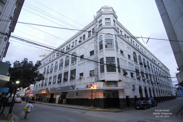 Regina Building by John Tewell