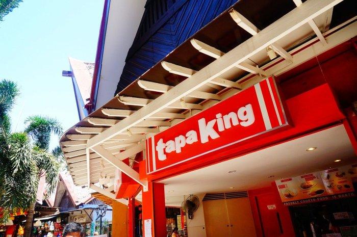 Tapa King in Boracay