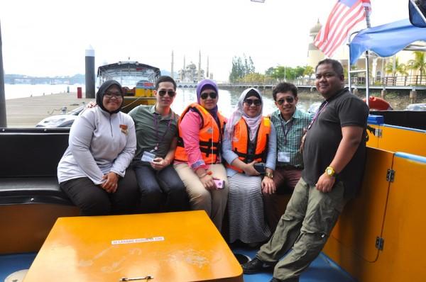 Team Philippines in Kuala Terengganu
