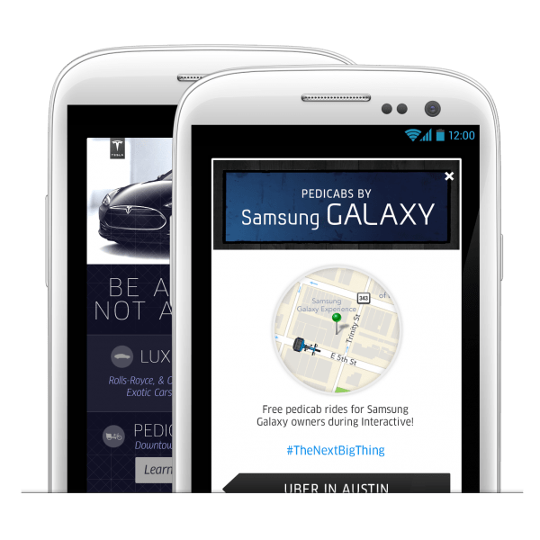 Uber Android App
