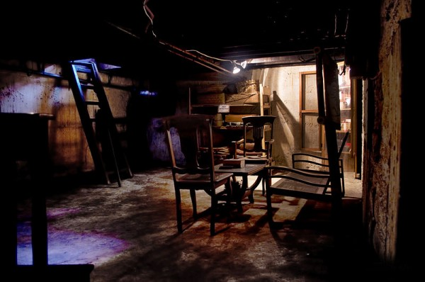 Gala-Rodriguez House Cellar, the hiding place of Dona Carmen during the Japanese era
