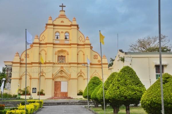 Santo Domingo Cathedral in Basco