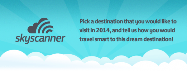 Smart partners with Skyscanner