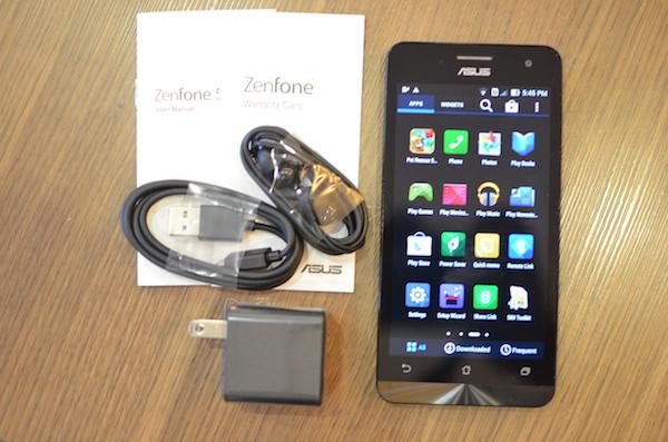 Unboxing Zenfone 5