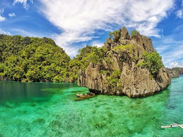 Beautiful Beaches in Coron, Palawan