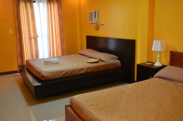 My Room at Bernardos Hotel