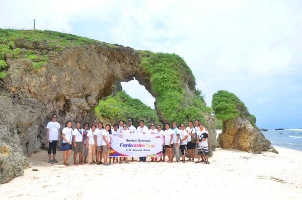 PHILTOA Members in Ahaw Ark Morong Beach