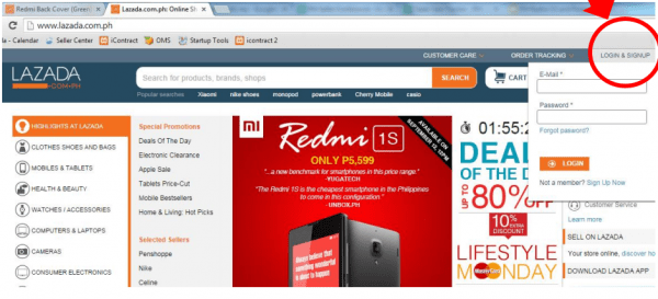 Xiaomi Redmi 1S Flash Sale