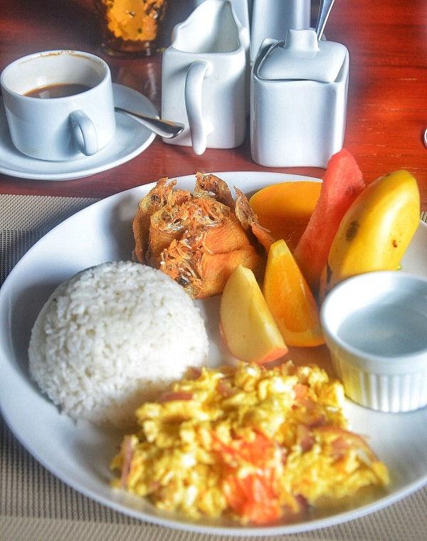 Tasty Lamayo Breakfast
