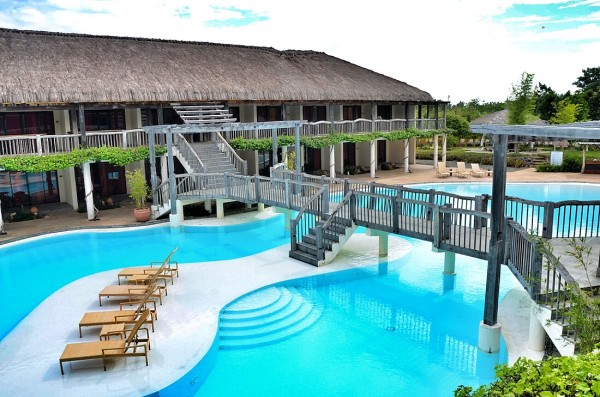 Bluewater Panglao Pool