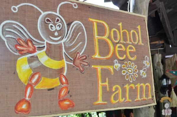 Bohol Bee Farm Restaurant