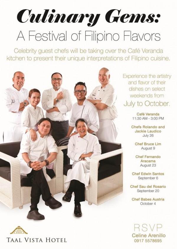 Culinary Gems A Festival of Filipino Flavors