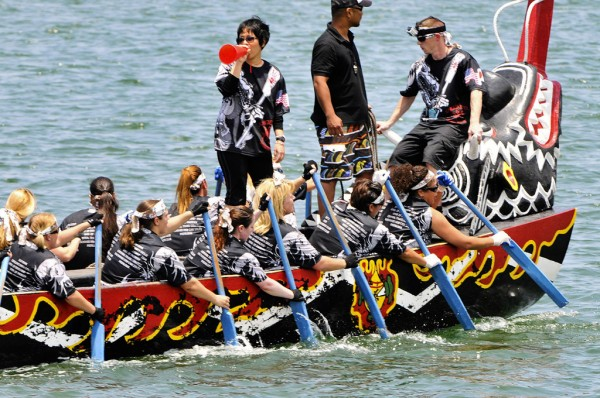Dragon Boat Race by US Pacific Command via Flickr