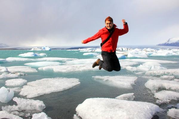 KJS @ Kulusuk, Greenland