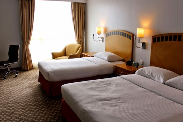 Linden Suites Spacious Room