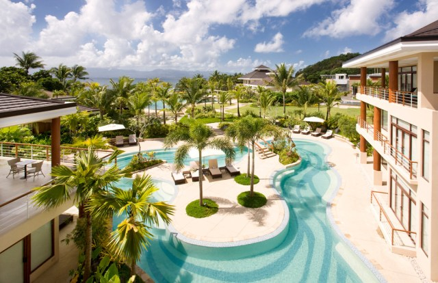 Misibis Bay Lagoon Pool (photo by Misibisbay.com)