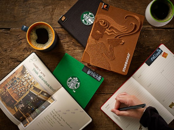 Starbucks Philippines Planner 2015