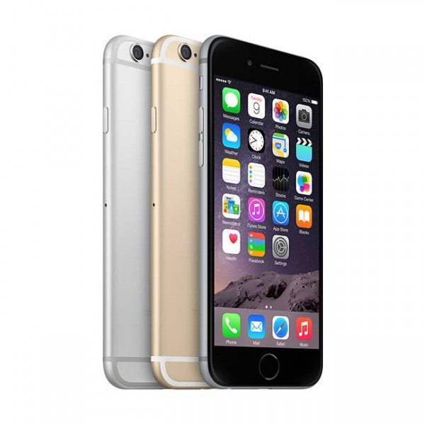 iPhone 6 and iPhone 6 Plus available colors