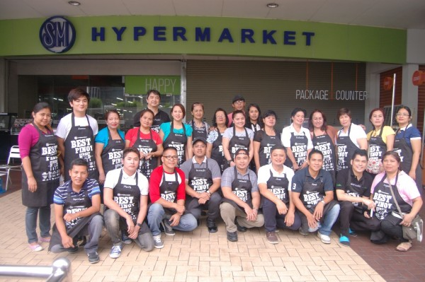 28 hopefuls ready to give it all they've got to be the Best Pinoy Street Food cook.