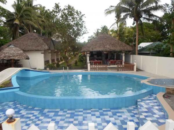 AGM Beachfront Resort Pool