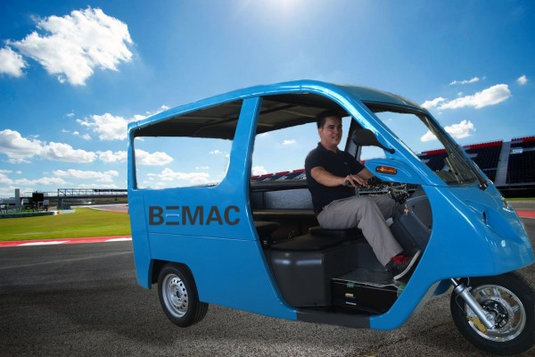 BEMAC eTaxi Electronic Vehicles