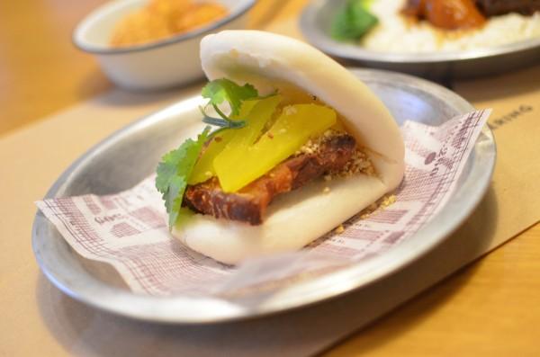 Crispy Hong Ba Cua Pao