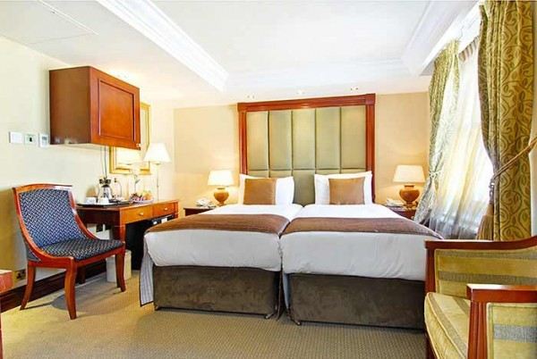 Executive Rooms London Kensington Rooms