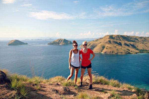 Exploring Komodo Island